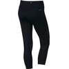 Nike Power Running Crop Naiset Juoksushortsit , musta